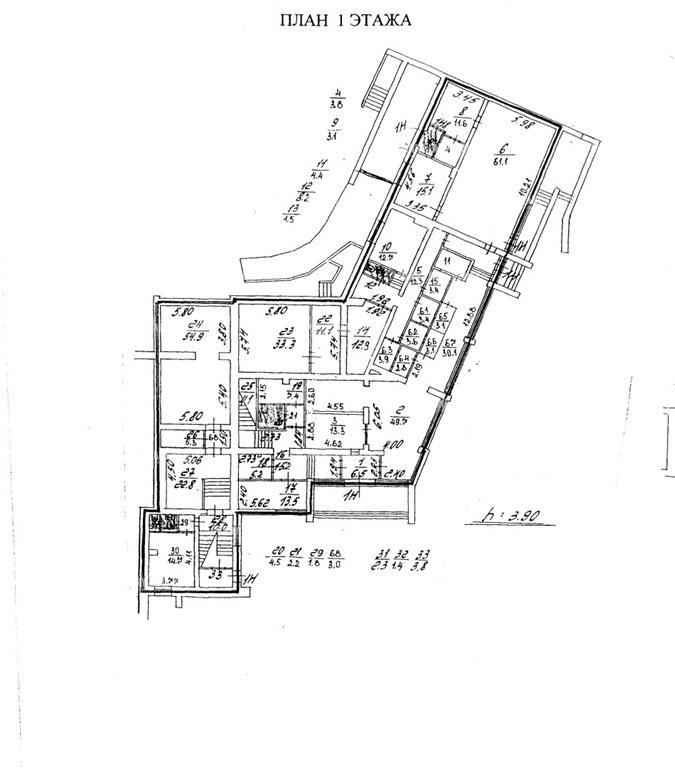 Продажа помещения 975.20 кв.м. Невский пр-кт Александровской Фермы, 2 - фотография №3