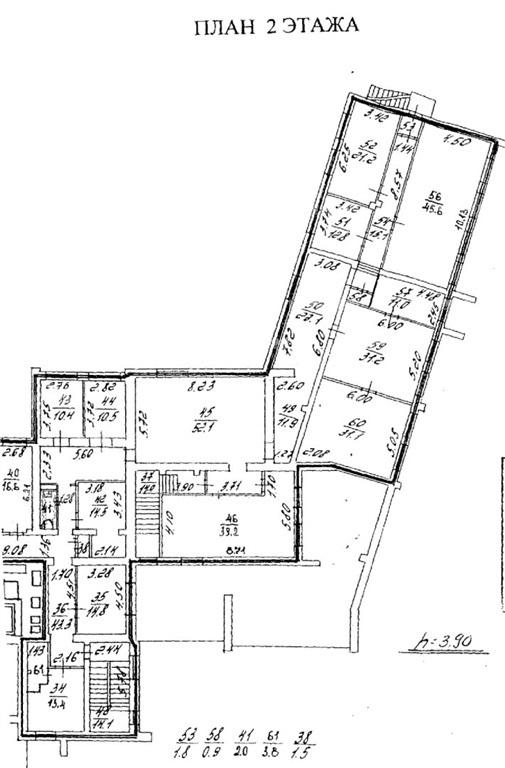 Продажа помещения 975.20 кв.м. Невский пр-кт Александровской Фермы, 2 - фотография №4