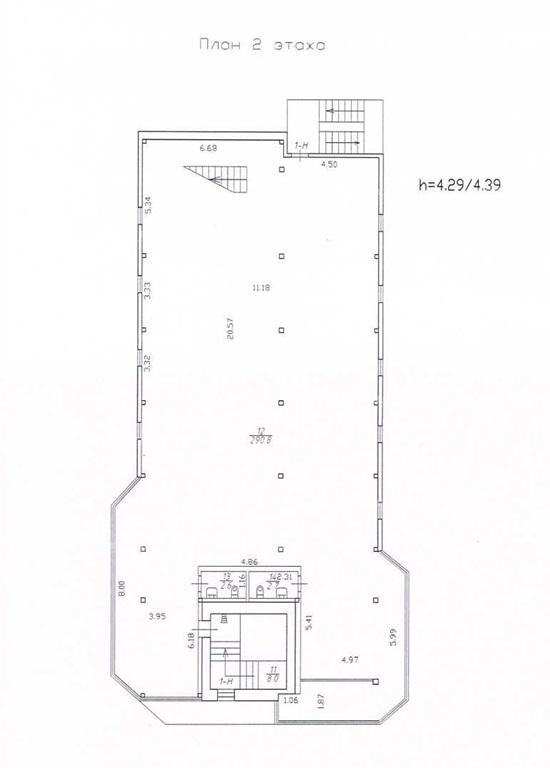 Продажа здания 811.40 кв.м. Кировский  пр-кт Ленинский, 125 - фотография №12