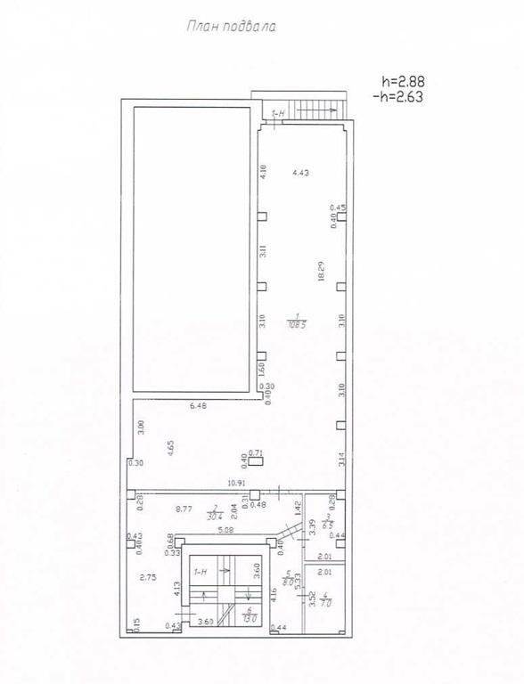 Продажа здания 811.40 кв.м. Кировский  пр-кт Ленинский, 125 - фотография №14