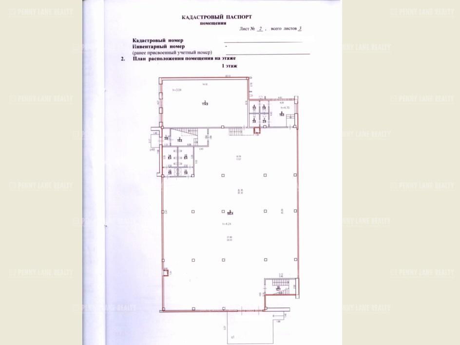 Продажа помещения 2080 кв.м. Выборгский ш. Выборгское, 17 корпус 1 лит А - фотография №4