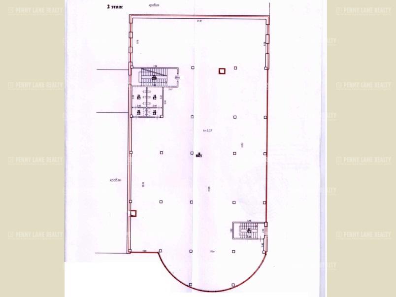 Продажа помещения 2080 кв.м. Выборгский ш. Выборгское, 17 корпус 1 лит А - фотография №5