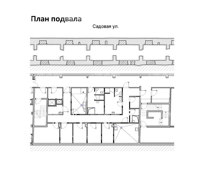 Аренда помещения 610 кв.м. Адмиралтейский ул. Садовая, 62 - фотография №10