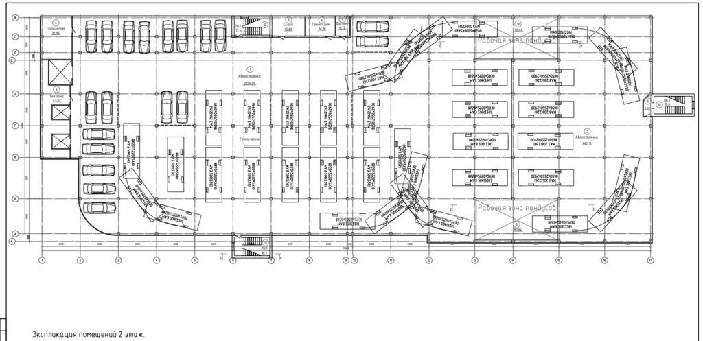 Аренда помещения 3063.10 кв.м. Красногвардейский ул. Ириновский проспект, 24к1 - фотография №27