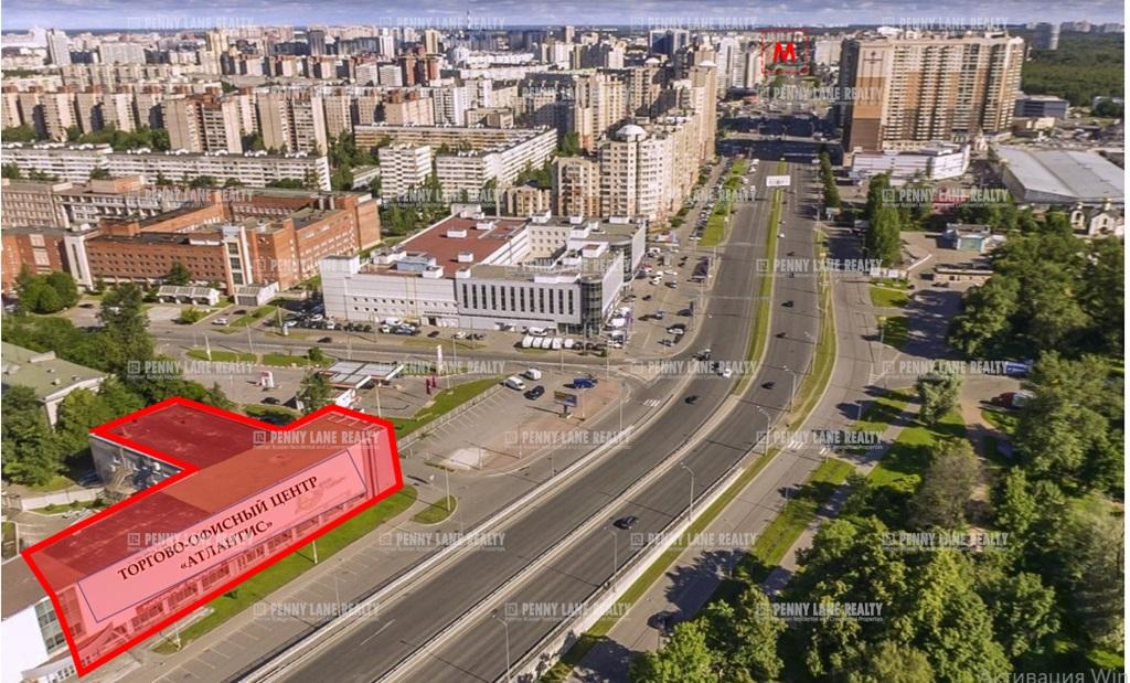 Продажа помещения 4162.50 кв.м. Приморский пр-кт Коломяжский, 10 - фотография №2