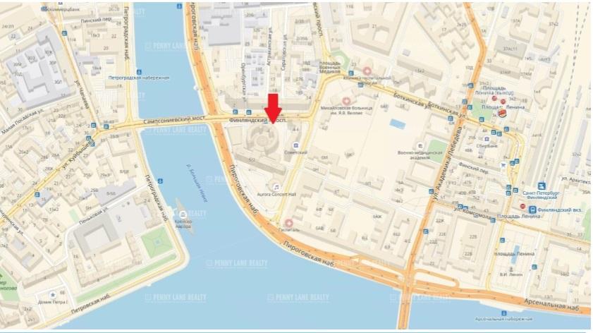 Аренда помещения 525.70 кв.м. Выборгский пр-кт Финляндский, 4А - фотография №6