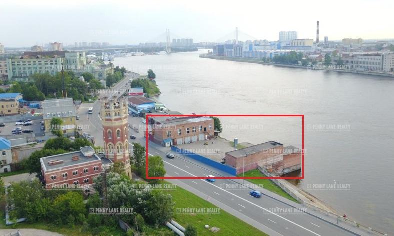 Продажа здания 840.70 кв.м. Невский ул. Октябрьская набережная, 15 - фотография №1