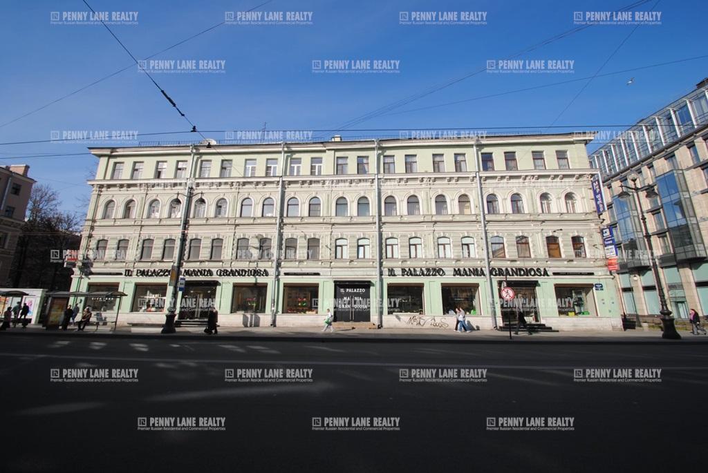 Продажа помещения 970 кв.м. Центральный пр-кт Невский, 150, лит.А - фотография №1