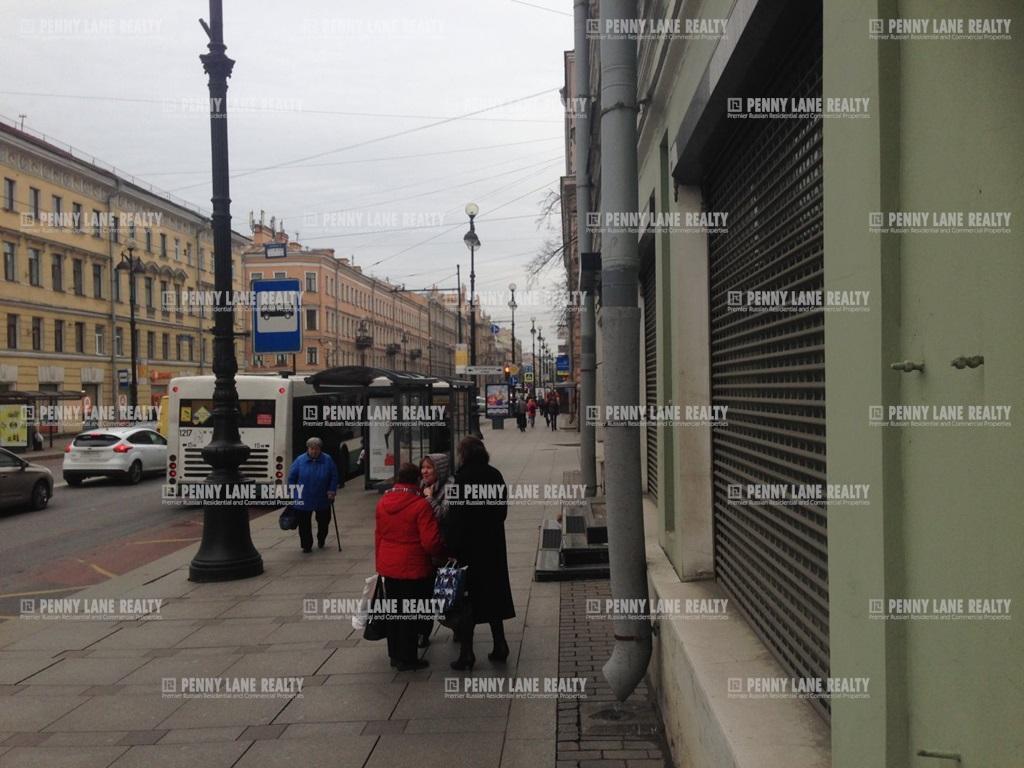 Продажа помещения 970 кв.м. Центральный пр-кт Невский, 150, лит.А - фотография №2