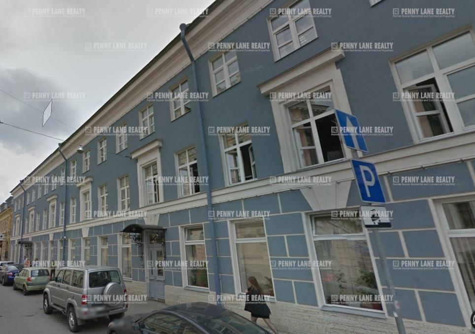 Продажа здания 1882 кв.м. Василеостровский пер. Биржевой, 6 - фотография №1