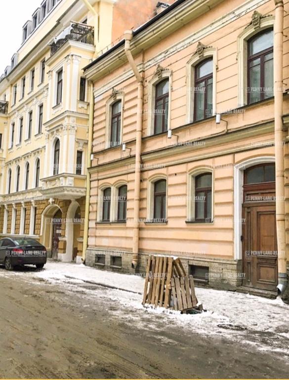 Продажа здания 848.20 кв.м. Адмиралтейский ул. Галерная, 61 - фотография №1
