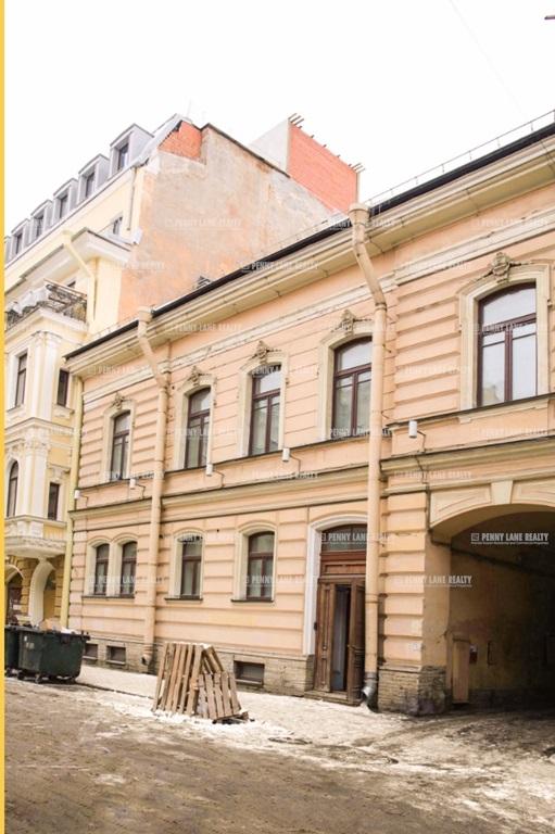 Продажа здания 848.20 кв.м. Адмиралтейский ул. Галерная, 61 - фотография №16