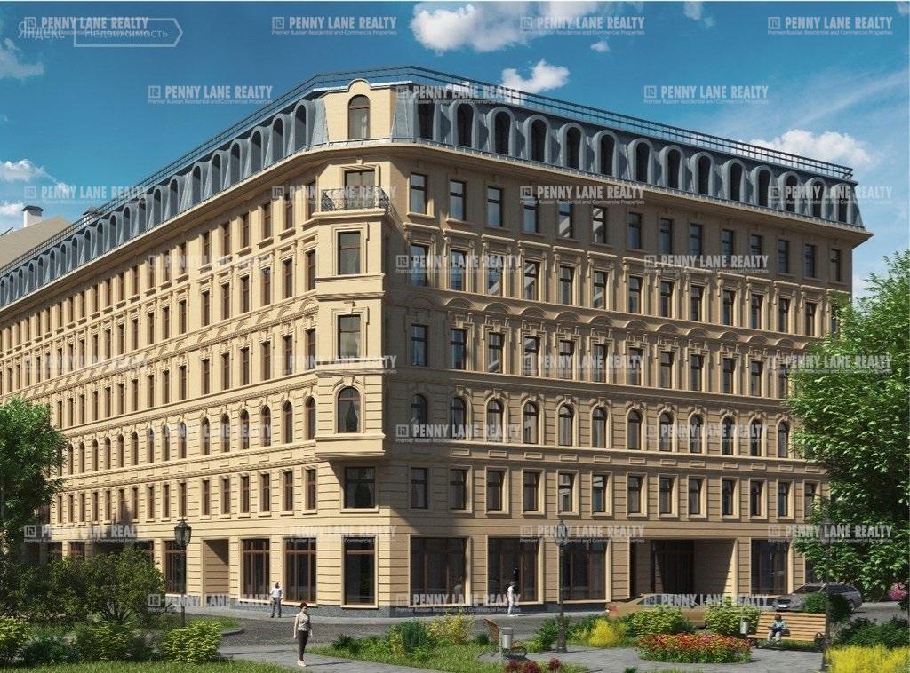 Аренда помещения 371.30 кв.м. Центральный пер. Дегтярный, 26 - фотография №1