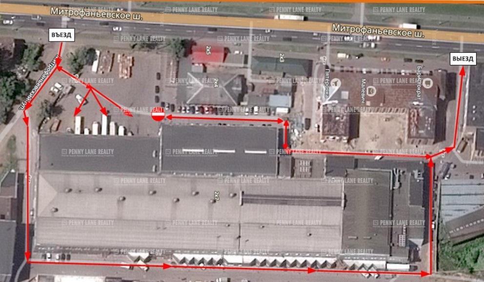 Закрытая продажа  20602 кв.м  Адмиралтейский
