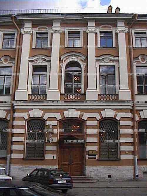 Продажа помещения 2344 кв.м. Центральный ул. Моховая, 10 - фотография №1