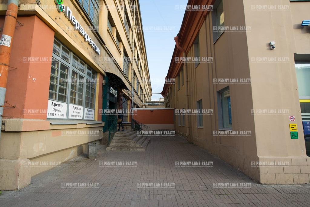 Аренда помещения 1433 кв.м. Петроградский ул. проспект чкаловский, 15 - фотография №1