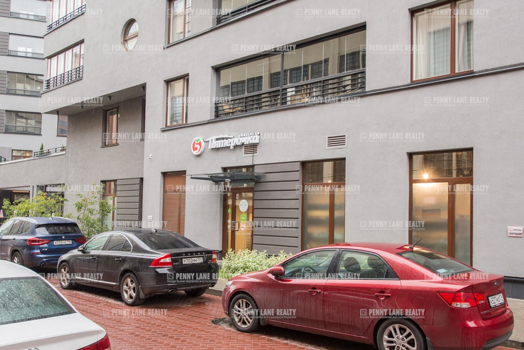 Продажа помещения 306.90 кв.м. Петроградский ул. Корпусная, 3 - фотография №1