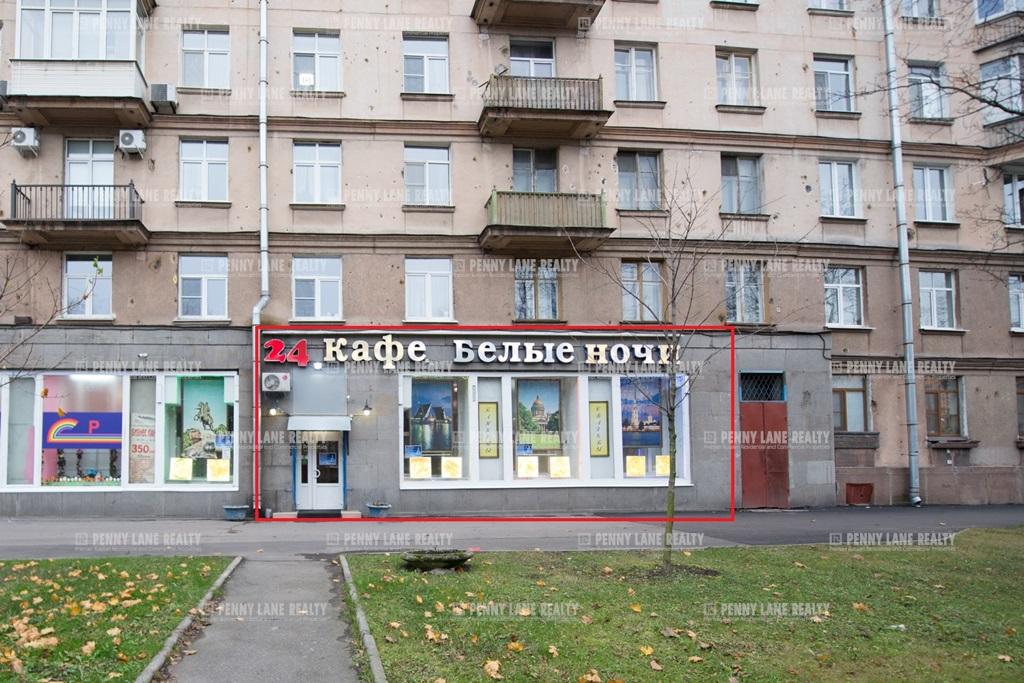 Аренда помещения 190 кв.м. Московский ул. Ленсовета, 10 - фотография №1