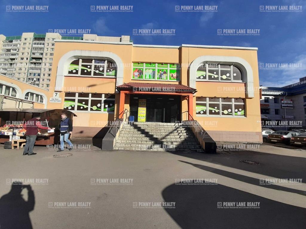 Аренда здания 1010 кв.м. Приморский пр-кт Авиаконструкторов, 7 - фотография №1