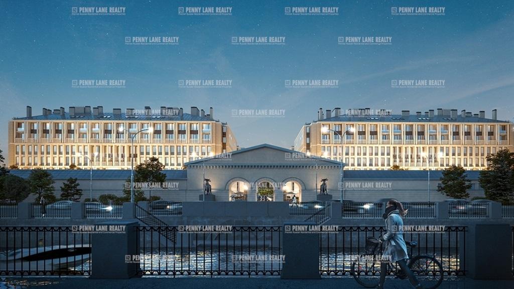 Продажа помещения 116.72 кв.м. Адмиралтейский пр-кт Московский, 65 - фотография №1