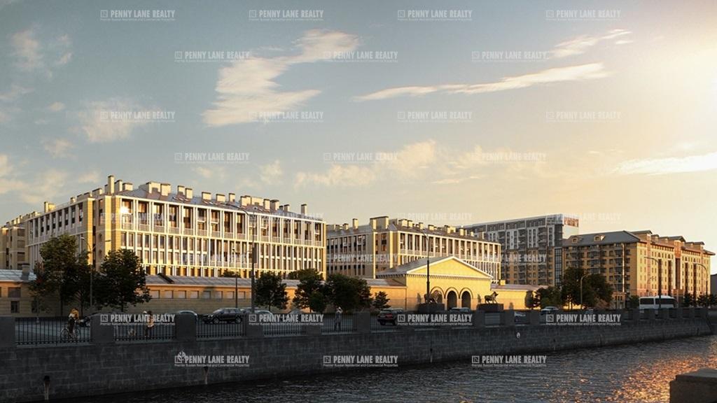 Продажа помещения 116.72 кв.м. Адмиралтейский пр-кт Московский, 65 - фотография №3