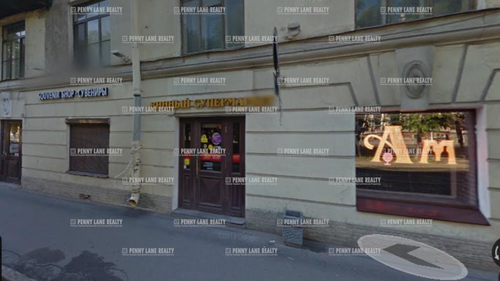 Продажа помещения 150 кв.м. Адмиралтейский б-р Конногвардейский, 6 - фотография №2