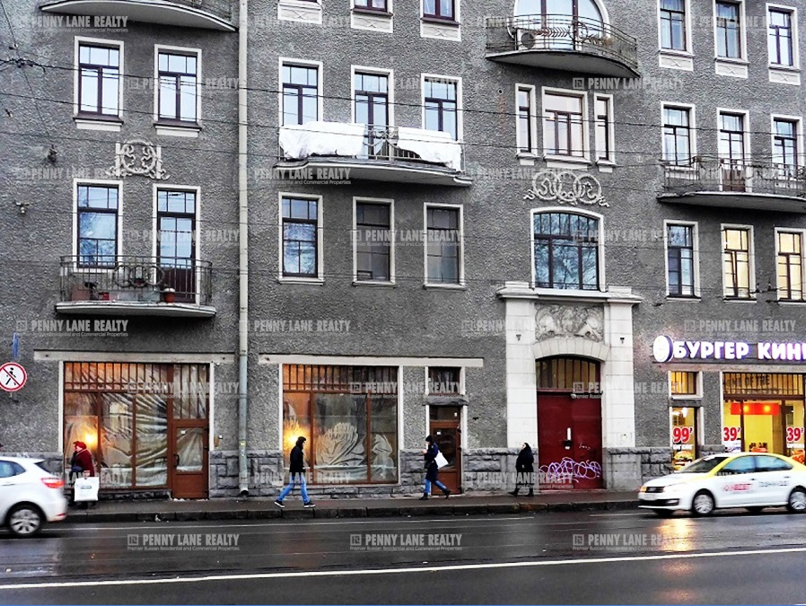 Продажа помещения 600 кв.м. Адмиралтейский пр-кт Загородный, 45 - фотография №2