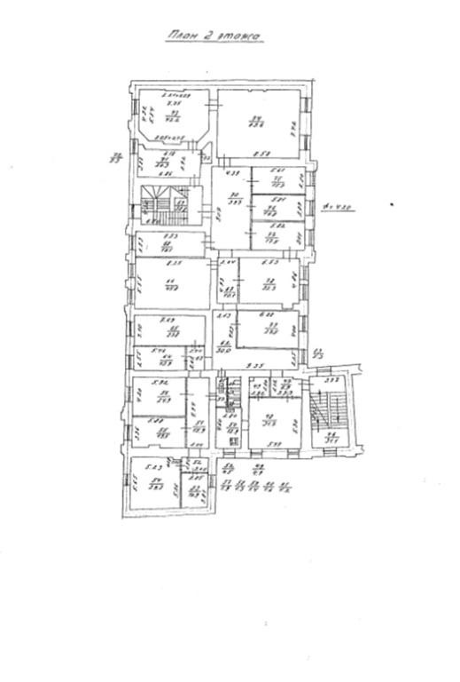 Продажа помещения 2344 кв.м. Центральный ул. Моховая, 10 - фотография №4