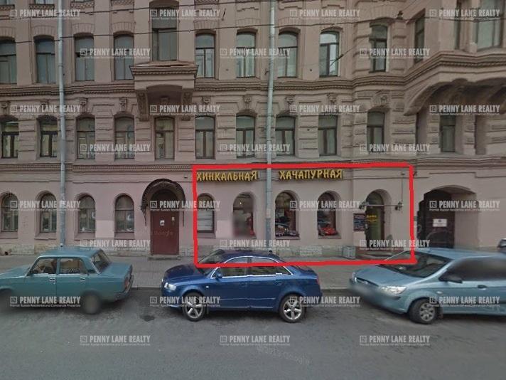 "аренда - ""ул. Кирочная, 3"