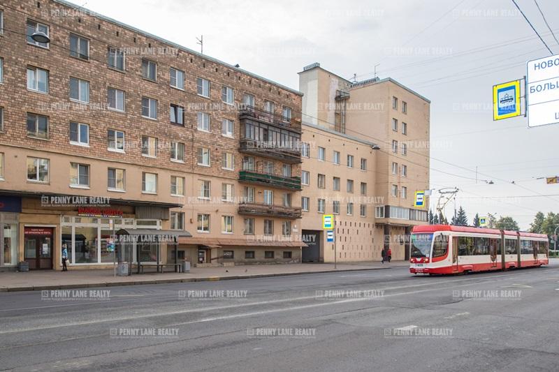 "аренда - ""пр-кт Среднеохтинский, 1, к1"