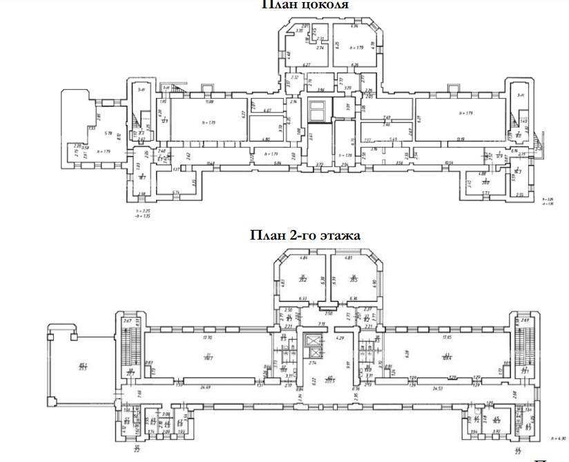 Аренда здания 3099.20 кв.м. Выборгский ул. Оренбургская, 4 - на spret.realtor.ru - фотография №6