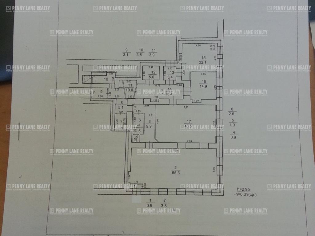 Аренда помещения 207 кв.м. Петроградский пр-кт Большой  П.С., 14 - фотография №3