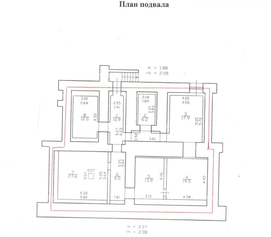 Продажа помещения 789.80 кв.м. Центральный пр-кт Невский, 56, лит.А - на spret.realtor.ru - фотография №7