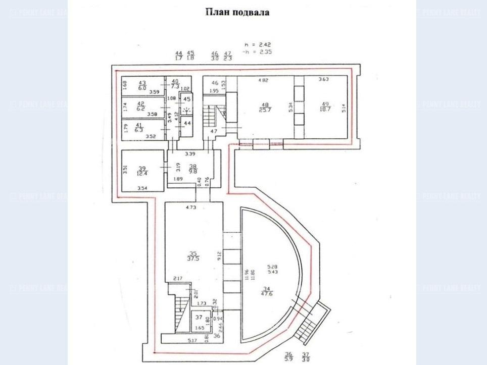 Продажа помещения 789.80 кв.м. Центральный пр-кт Невский, 56, лит.А - на spret.realtor.ru - фотография №9