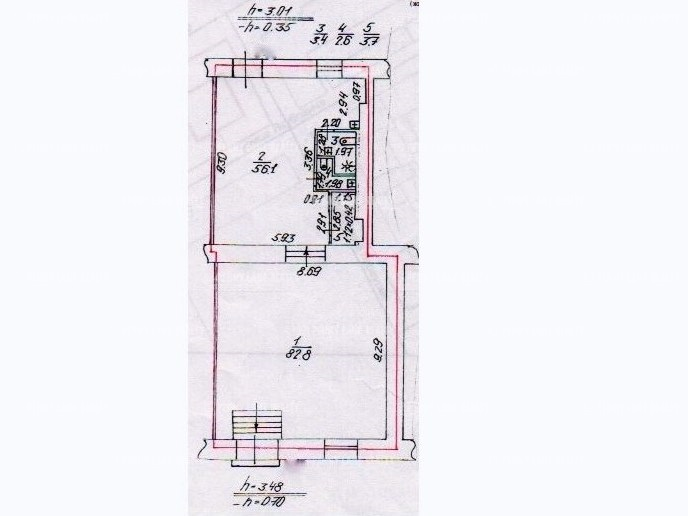 Продажа помещения 150 кв.м. Адмиралтейский б-р Конногвардейский, 6 - фотография №5