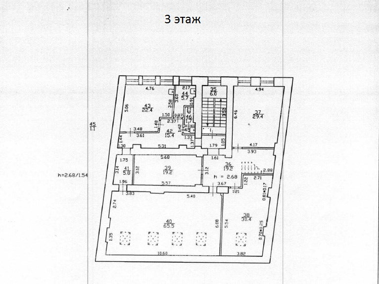 Продажа здания 848.20 кв.м. Адмиралтейский ул. Галерная, 61 - на spret.realtor.ru - фотография №20