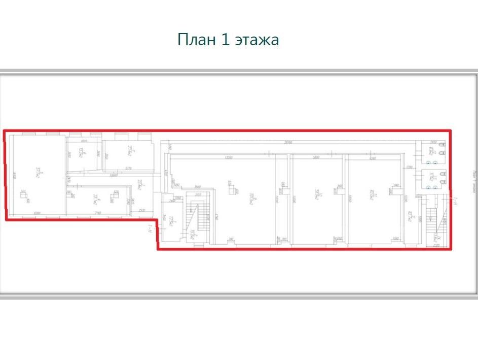 Аренда помещения 1252.10 кв.м. Московский ул. Заозёрная, 8 - фотография №6