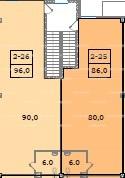 Аренда помещения 170 кв.м. Красногвардейский пр-кт Заневский, 65 - фотография №4