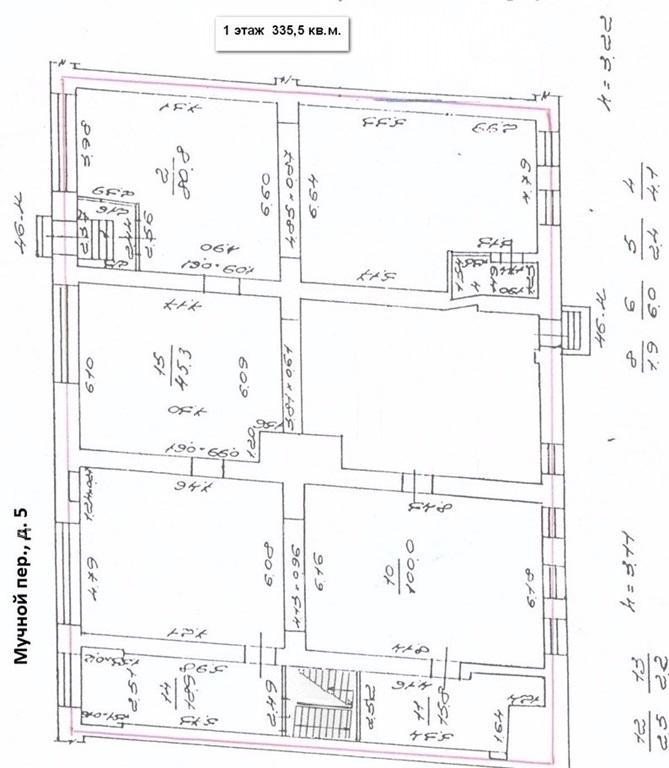 Аренда помещения 214 кв.м. Центральный пер. Мучной, 5 - на spret.realtor.ru - фотография №7