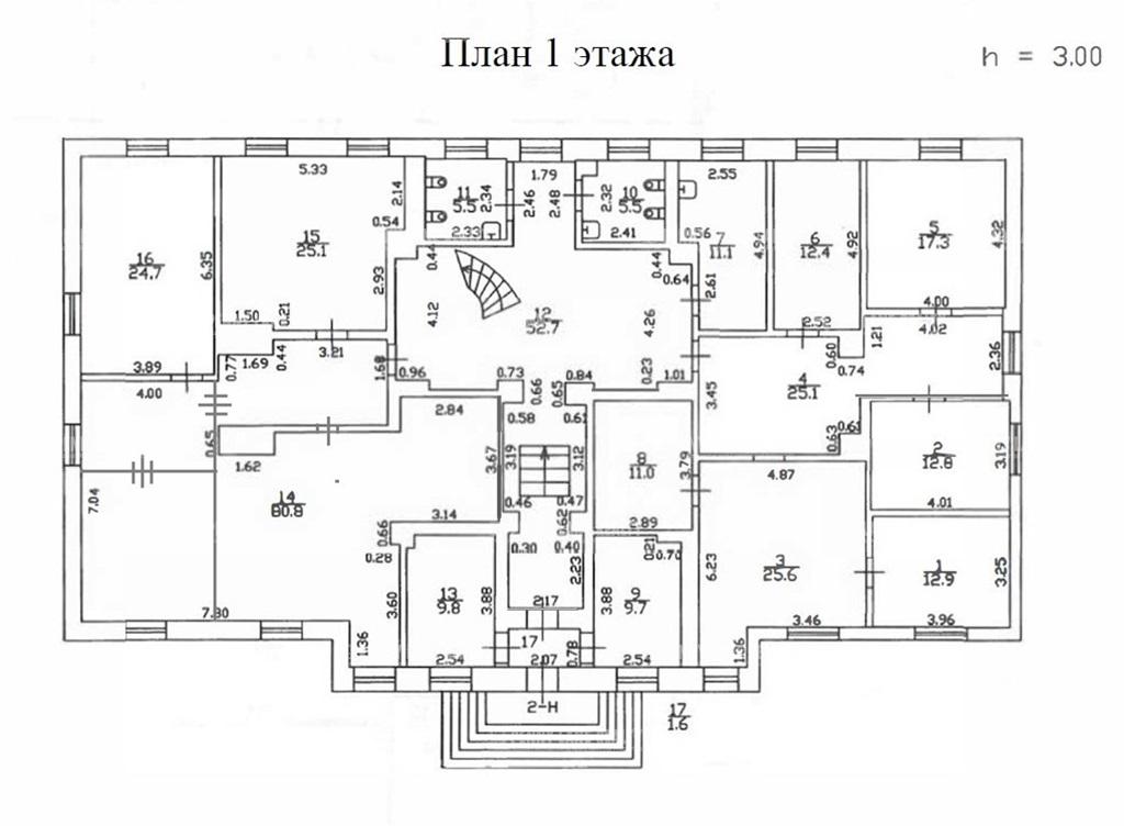 Продажа здания 1230.50 кв.м. Московский ш. Митрофаньевское, 29 - фотография №12