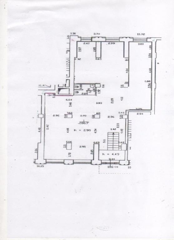 Аренда помещения 217 кв.м. Приморский пр-кт Коломяжский, 15 к.2 - фотография №6