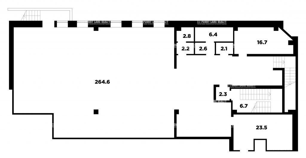 Продажа помещения 328 кв.м. Приморский ул. Аккуратова, 13 - фотография №5
