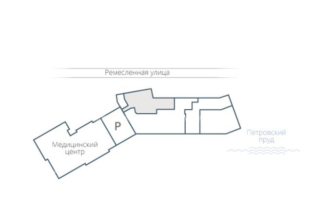 Продажа помещения 249.80 кв.м. Петроградский ул. Ремесленная, 21 - фотография №3