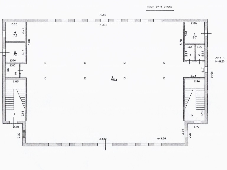 Продажа здания 923.40 кв.м. ул. ул. Томилина, 3 - фотография №2