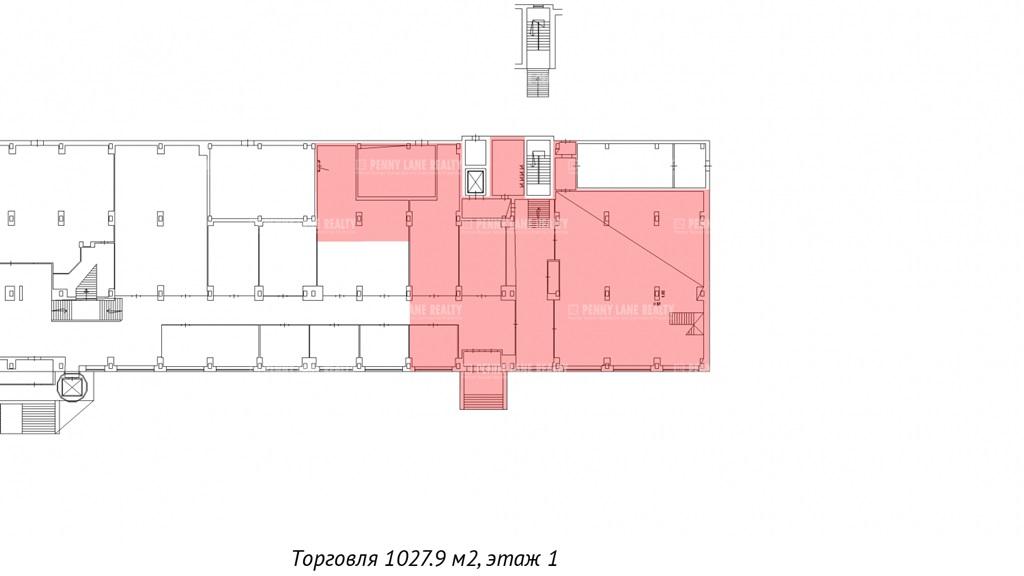 """аренда - """"пр-кт Энгельса, 33"""" - на spret.realtor.ru - фотография №4"""