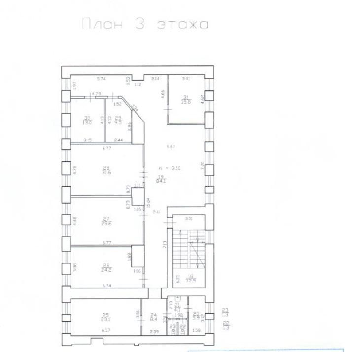 Продажа здания 804.30 кв.м. Московский наб. Обводного Канала, 92 - фотография №10