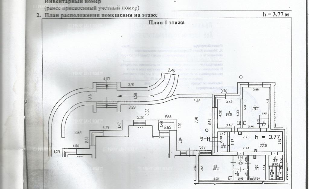 Продажа помещения 108 кв.м. Калининский пр-кт Кондратьевский, 64к1 - фотография №4