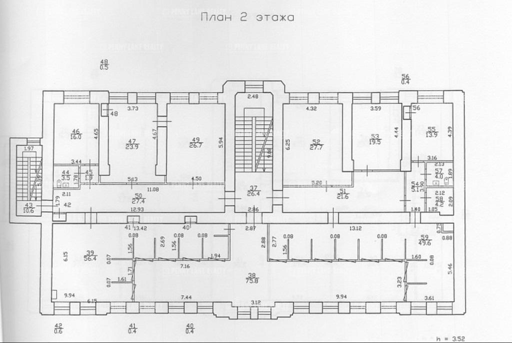 Продажа здания 2259 кв.м. Петроградский ул. Большая Пушкарская, 35 - фотография №4