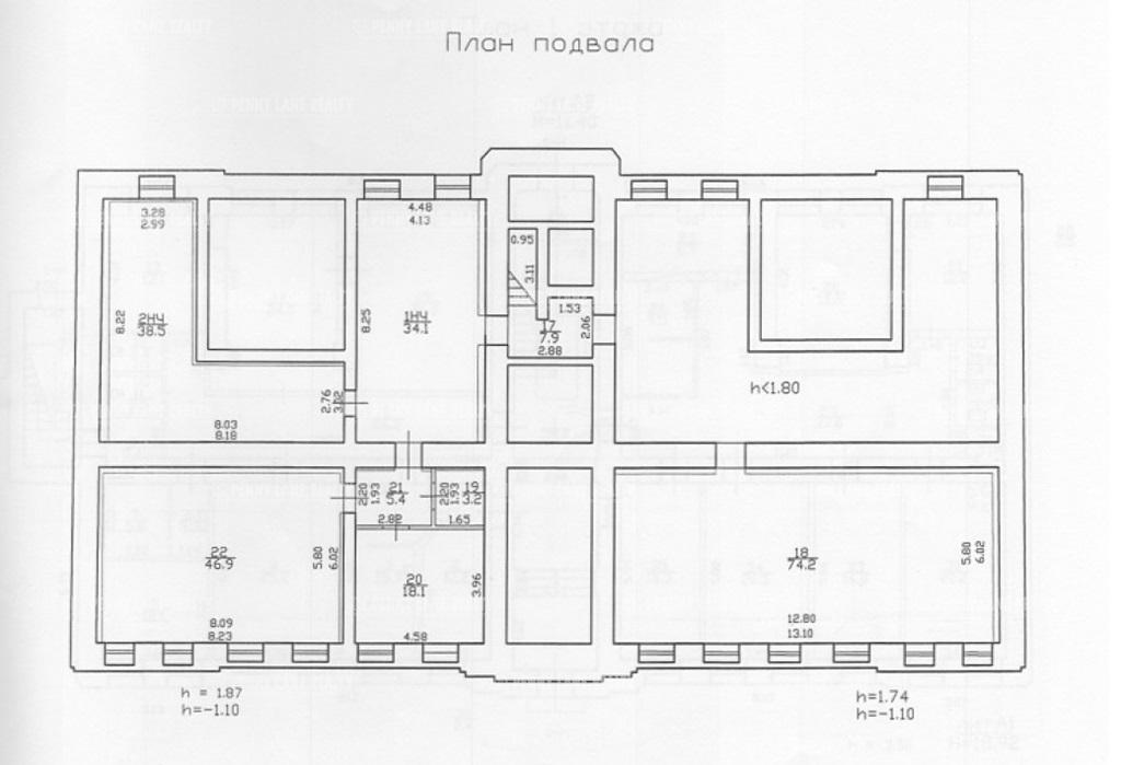 Продажа здания 2259 кв.м. Петроградский ул. Большая Пушкарская, 35 - фотография №8
