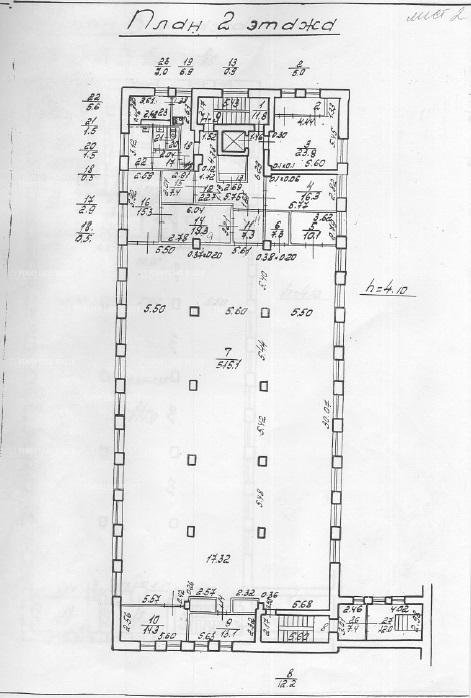 Продажа здания 7100 кв.м. Петроградский ул. Ленина, 5 - фотография №4